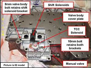 Ford Mustang Questions - Tcc Solenoid