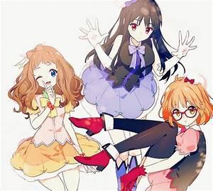 Cute anime friends