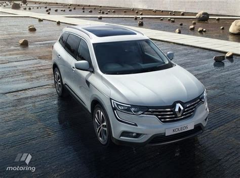 Modifikasi Renault Koleos renault indonesia akan luncurkan koleos dan kwid berita