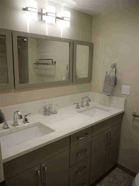 seattle transitional guest bathroom remodel innovative