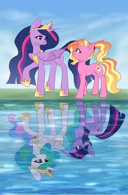 Pony Twilight Mlp Luster Dawn Princess Sparkle