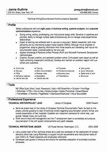 technical writing resume 28 images skill resume free With best technical resume writing services