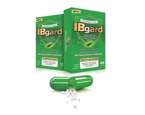 IBgard - Enteric Coated Peppermint Oil for IBS