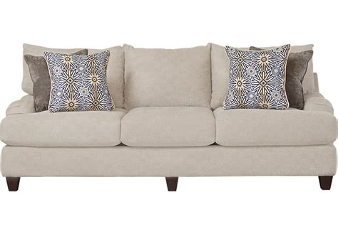 Waverly Park Beige Sleeper Sofa