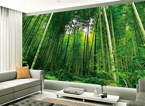 Aliexpress com : Buy Fashion TV backdrop bamboo scenery