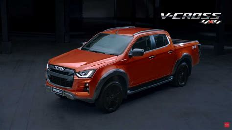 2020 isuzu dmax 2020 isuzu d max makes its official debut forcegt