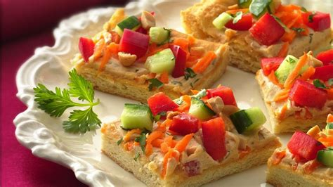 thai appetizers thai appetizer pizza recipe from pillsbury com