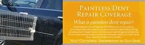 Paintless Dent Repair Coverage