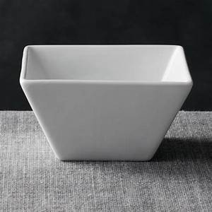 Gift Card Dimensions Square 4 75 Quot Bowl Reviews Crate And Barrel