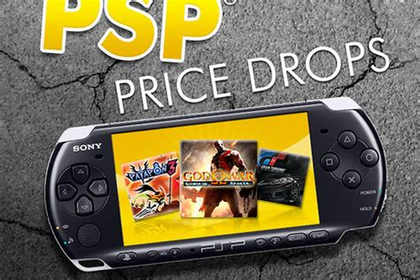 Psp Price Drops Hit Uk, Au Playstation Store