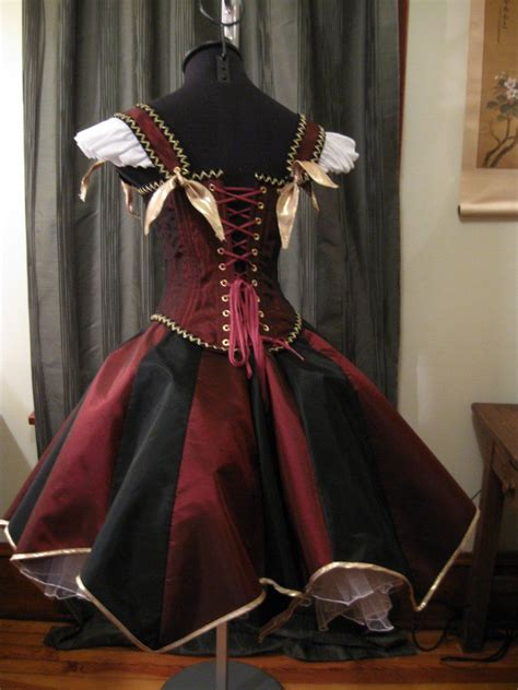 awesome steampunk dress costume design