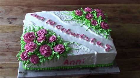 torte für geburtstag torte zum 70 geburtstag f 252 r einen frau