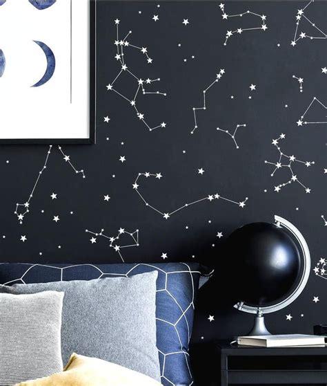 constellation wall decals kids room decor constellation