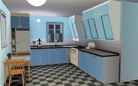 Mod The Sims   Kitchen problems!