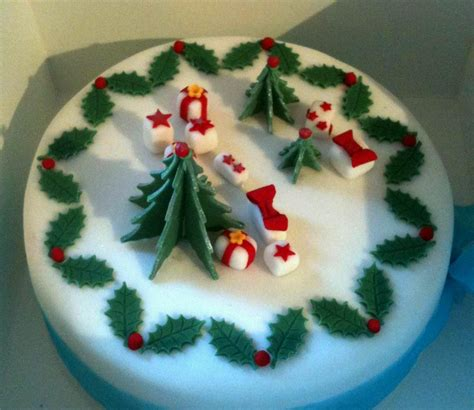 christmas cake decorating little bird bakery