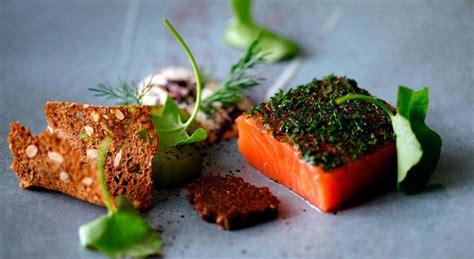 salmon gravlax recipe  aggi sverrisson texture