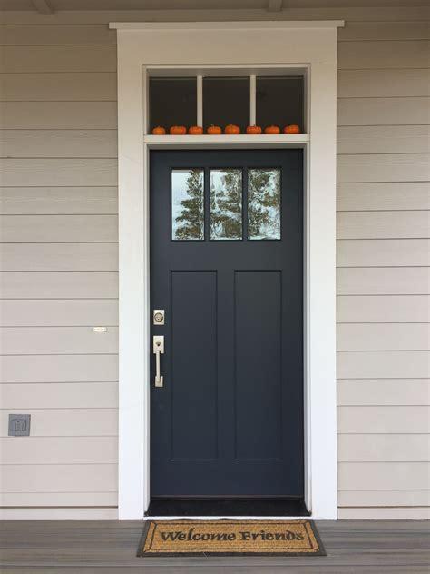 benjamin moore exterior paint colors for front door benjamin moore midnight blue 1638 love it my oregon