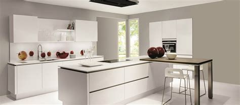 magasin accessoire cuisine cuisine contemporaine avec îlot cuisines cuisiniste aviva