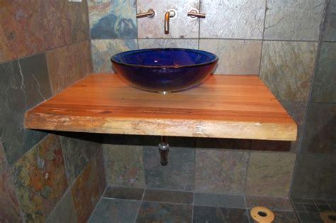 Cutting Edge Floating Sink Designs