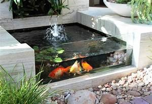 Bac à Poisson Extérieur : bac a poisson exterieur ~ Teatrodelosmanantiales.com Idées de Décoration