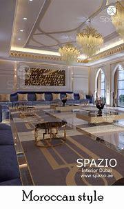 Arabic Majlis interior design in Dubai UAE | 2020 | Luxury ...