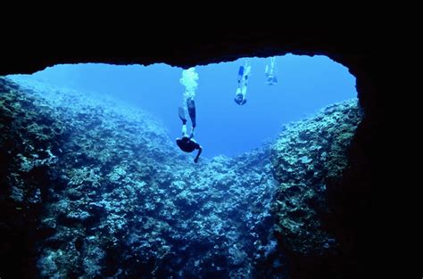magnificent underwater caves thatll leave   awe