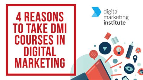 digital marketing college courses courses in digital marketing 4 reasons to take them