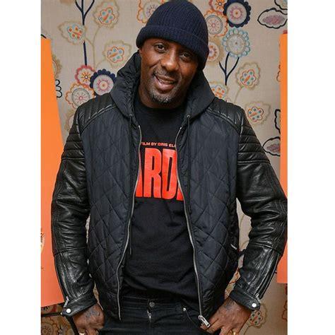 Idris Elba Yardie Leather Jacket