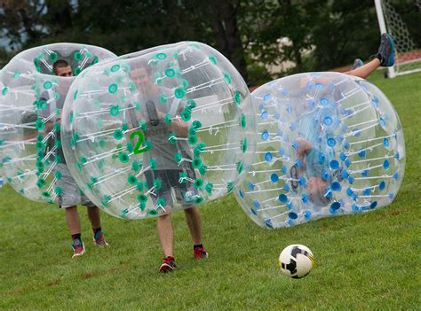 Bubble Soccer - Daily Photo: Sep 07 2014 - Binghamton ...