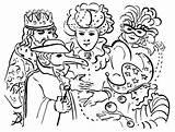 Mardi Gras Coloring Parade Characters Five Common Printable Colornimbus Orleans Decorations Ideas19 Disleksiyiz sketch template