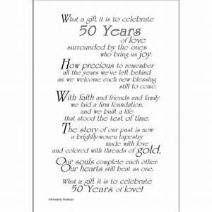 imprinted napkins wedding with a bible verse verse133 With poems for a 50th wedding anniversary