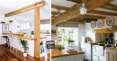 cuisine blanc bois awesome deco cuisine bois et blanc gallery lalawgroup us