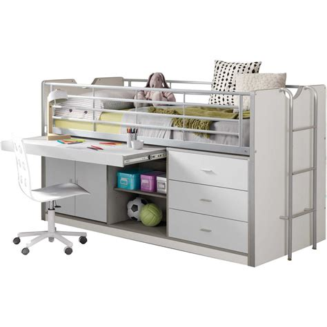 lit en hauteur avec bureau lit bureau armoire combine 28 images troc echange lit