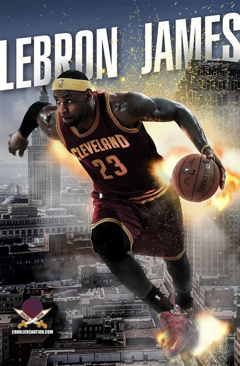 lebron james exploding wallpaper cavaliers nation
