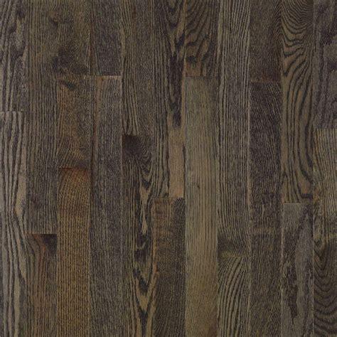 armstrong coastal gray oak l0036 bruce american originals coastal gray oak 5 16 in t x 2 1 4 in w x random length solid wood