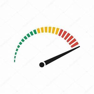 Speedometer icon — Stock Vector © lovemask #76683935