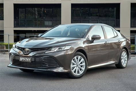 toyota camry ascent quick review