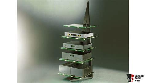 schroers schroers glass audio rack photo
