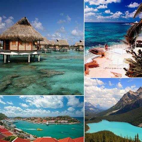 celebrity vacation destinations popsugar smart living