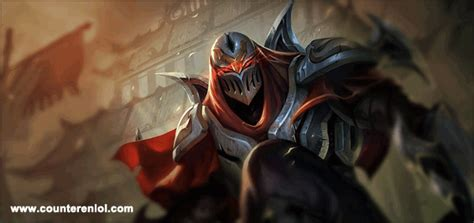 counter zed campeones counter  consejos