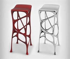 Chaises De Cuisine Modernes : chaise haute pour cuisine moderne ~ Teatrodelosmanantiales.com Idées de Décoration