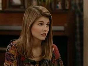 Full House Aunt Becky Pregnant 1 - YouTube