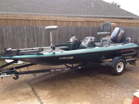 1997 Skeeter Bass Boat Weight by 1997 Skeeter Ss90 Bass Boat For Sale In Alexandria