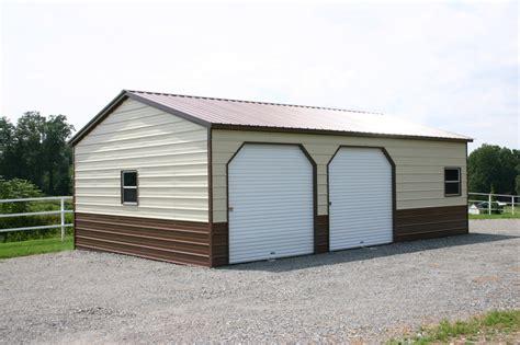 Metal Garages Steel Buildings