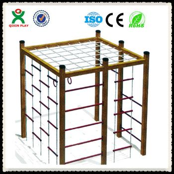 jungle gym china wholesale climbing frames wooden outdoor