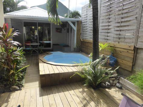 prix d une cuisine equipee bungalow de charme en bois à 100m de la plage avec sa
