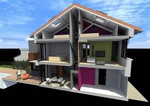 ma maison deco 3d 20170809014756 tiawukcom With logiciel 3d pour maison 1 la methode complate pour dessiner sa maison en 3d