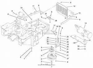 Wiring Diagram Toro Lx425