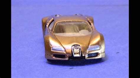 Hot wheels factory fresh 10 pack mini collection, 10 1:64 scale themed vehicles each highly detailed with stylish design, gift for collectors kids ages 3. GOLD Bugatti Veyron Hot Wheels Custom - YouTube