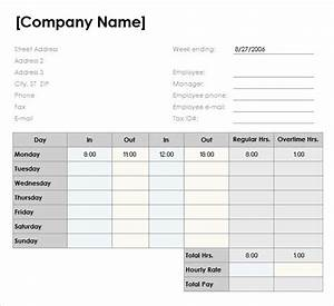 weekly timesheet template excel free download With daily timesheet template excel 2010